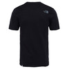 The North Face Easy S/S Tee Men TNF Black